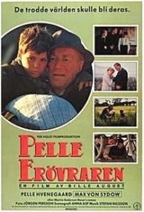 poster Pelle the Conqueror (1987)