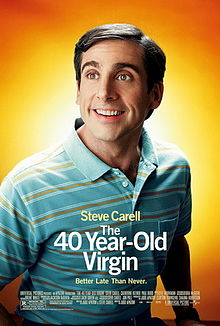 poster The 40-Year-Old Virgin (2005)
