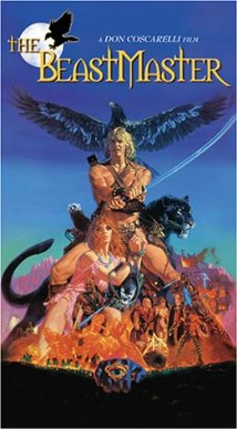 poster The Beastmaster (1982)