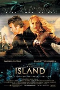 poster The Island (2005)