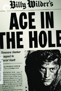 poster Ace in the Hole (1951)