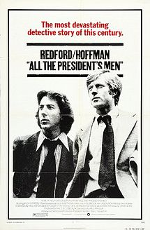 poster All the President's Men (1976)