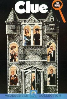 poster Clue (1985)