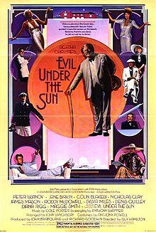 poster Evil Under the Sun (1982)