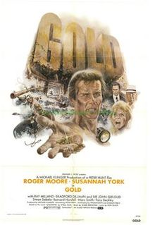 poster Gold (1974)