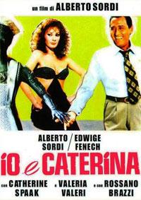 poster Io e Caterina (1980)