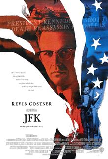 poster JFK (1991)