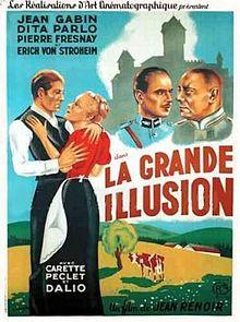 poster La Grande Illusion (1937)