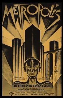 poster Metropolis (1927)