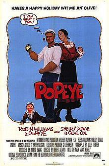 poster Popeye (1980)