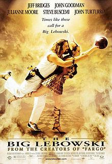 poster The Big Lebowski (1998)
