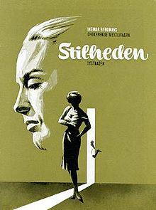 poster Tacerea - Tystnaden AKA The Silence (1963)