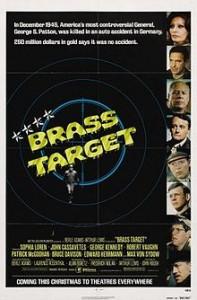 poster Brass Target (1978)