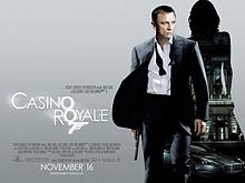 poster Casino Royale (2006)