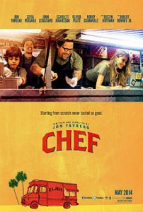 poster Chef (2014)