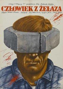 poster Czlowiek z zelaza - Man of Iron (1981)