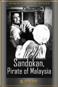 poster I pirati della Malesia (1964)