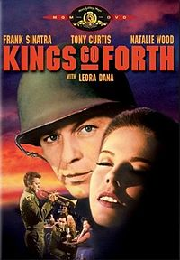 poster Diavolul la soare - Kings Go Forth (1958)