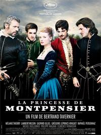poster La princesse de Montpensier (2010)