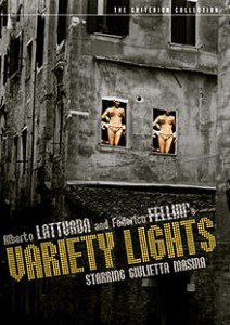poster Luci del varieta - Variety Lights (1950)