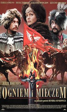 poster Ogniem i mieczem - With Fire and Sword (1999)