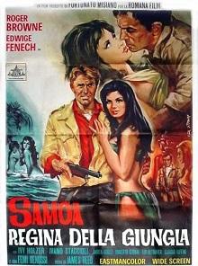 poster Samoa, regina della giungla (1968)
