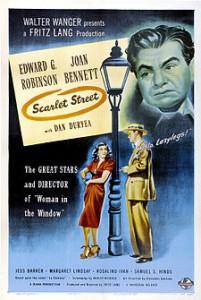 poster Scarlet Street (1945)