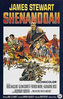 poster Shenandoah (1965)