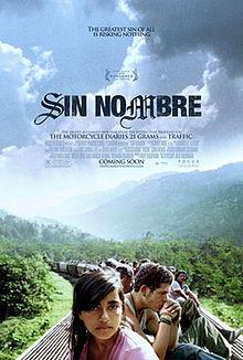 poster Sin Nombre (2009)