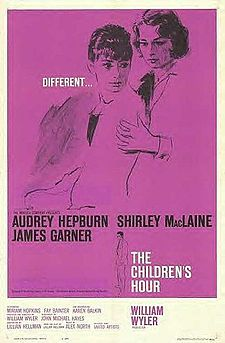 poster The Children's Hour (1961)
