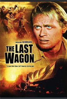 poster The Last Wagon (1956)