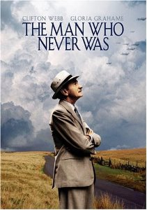 poster The Man Who Never Was (1956)