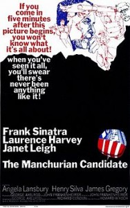 poster The Manchurian Candidate (1962)