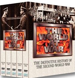 poster The World At War (1974)
