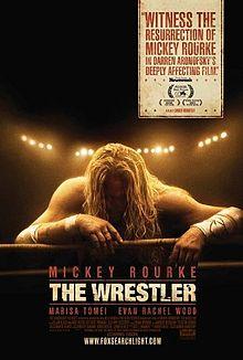 poster The Wrestler (2008)