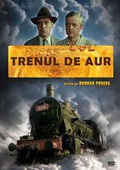 poster Trenul de aur (1987)
