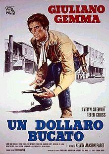 poster Un dollaro bucato - One Silver Dollar (1965)