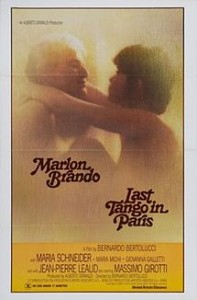 poster ast Tango in Paris (1972)