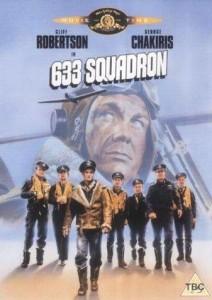 poster 633 Squadron (1964)