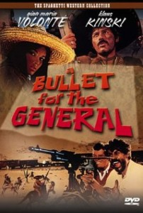 poster A Bullet for the General (1966)