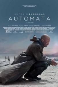 poster Autómata (2014)