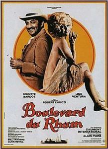 poster Boulevard du Ruhm (1971)