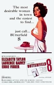 poster Butterfield 8 (1960)
