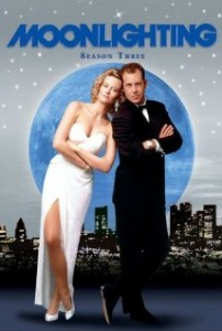poster Moonlighting (1985)