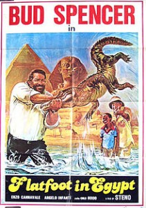 poster Piedone d'Egitto - Flatfoot in Egypt (1980)