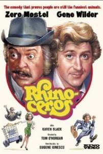 poster Rinocerii - Rhinoceros (1974)