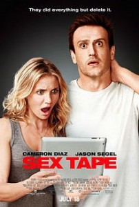 poster Sex Tape (2014)