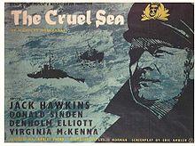 poster The Cruel Sea (1953)