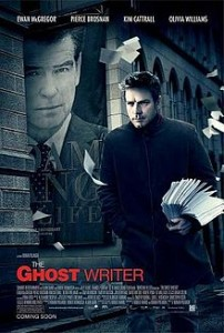 poster The Ghost Writer (2010)