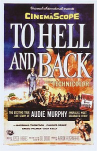 poster To Hell and Back (1955)